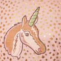 Unicorn Logo T-Shirt, ${color}