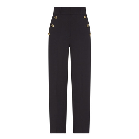 High Waisted Trousers, ${color}