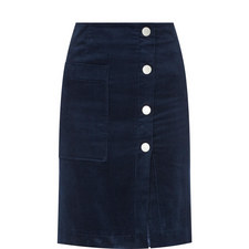 A-Line Cord Skirt