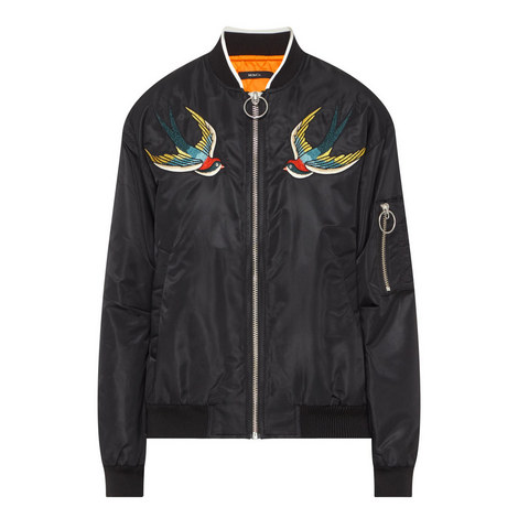 Bird Bomber Jacket, ${color}