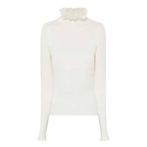 Polo Neck Sweater , ${color}