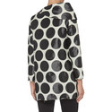 Big Circle Jacquard Tunic, ${color}