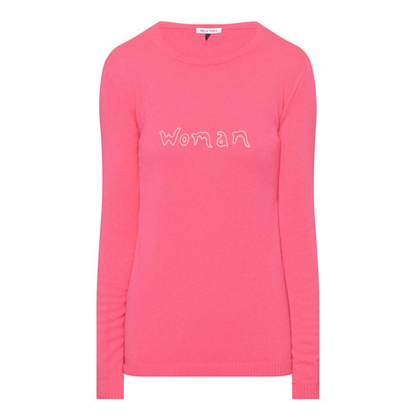 Cashmere Logo Sweater, ${color}