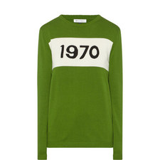 1970 Knitted Cashmere Sweater