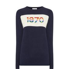 1970 Cashmere Sweater
