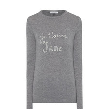 Je T'aime Jane Cashmere Sweater