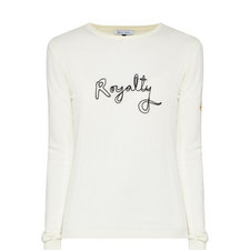 Royalty Sweater