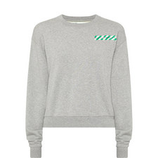 Woman Logo Sweatshirt