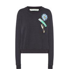 Flower Crop Sweatshirt