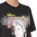 Princess Diana Motif T-Shirt , ${color}