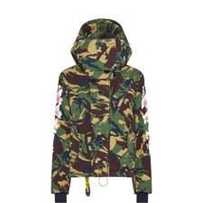 Short Camouflage Jacket