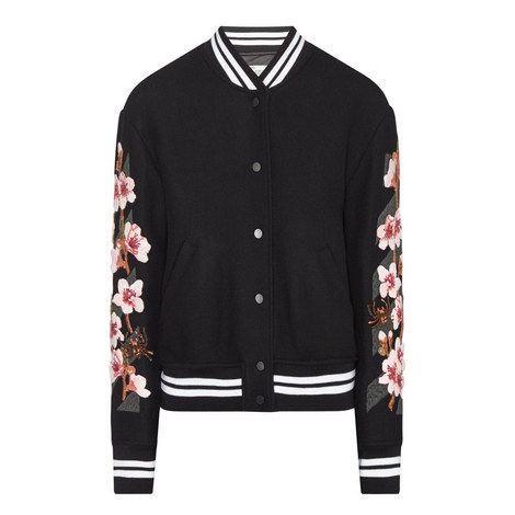 Varsity Bomber Jacket , ${color}