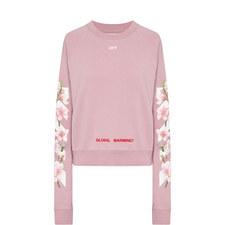 Cherry Blossom Sweatshirt