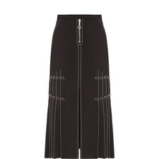 Besson Pleated Skirt