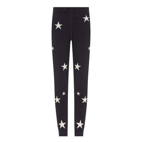 Star Cashmere Sweatpants, ${color}