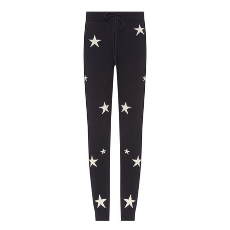 Star Cashmere Sweatpants, ${color}