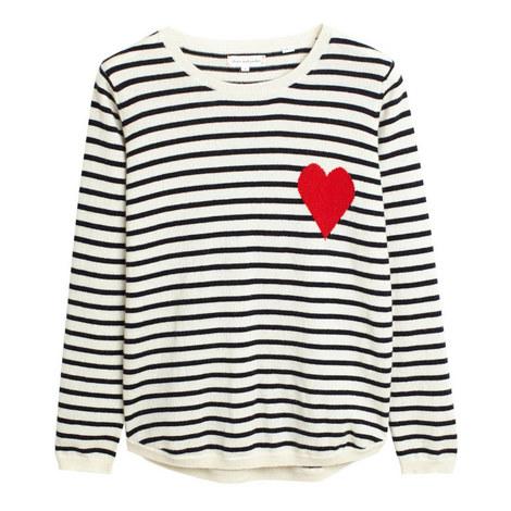 Breton Stripe Cashmere Knit, ${color}