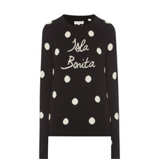 Isla Bonita Cashmere Sweater