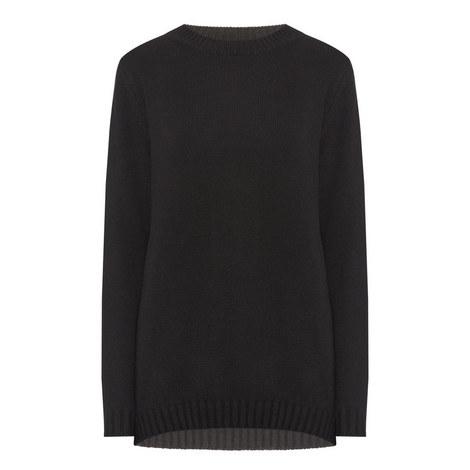 Side Zip Sweater, ${color}