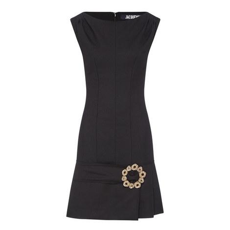 Claude Drop Waist Dress, ${color}