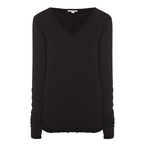 High Gauge Long Sleeve T-Shirt, ${color}