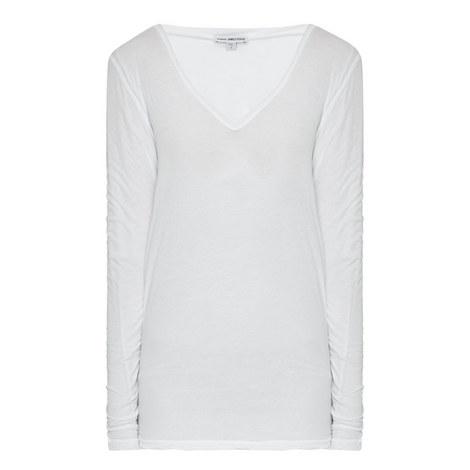 High Gauge Long Sleeve T-Shirt, ${color}