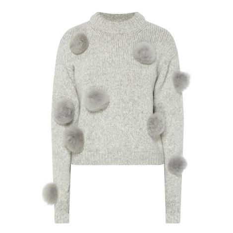 Pom Pom Sweater, ${color}
