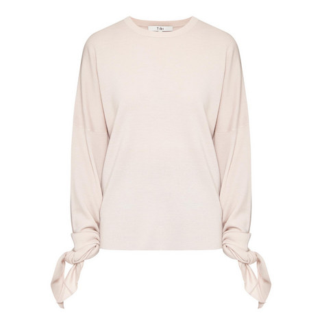 Paleb Bell Sleeve Sweater, ${color}