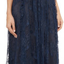 Gathered Lace Dress, ${color}