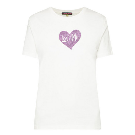 Heart T-Shirt , ${color}