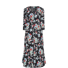 Katie Floral Long Dress