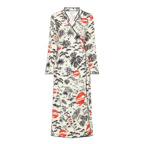 Cindy Wrap Dress, ${color}