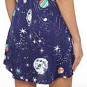 Laura V-Neck Dress, ${color}