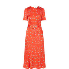 Joanne Flared Midi Dress