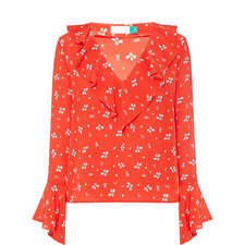 Jane Floral Blouse