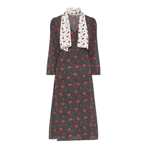 Simona Floral Dress, ${color}