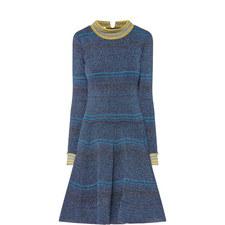 Circle Varsity Dress