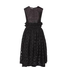 Sparkling Lace Dress