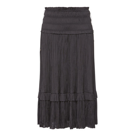 Tatiana Pleated Skirt, ${color}