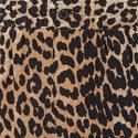 Fayette Leopard Print Trousers, ${color}