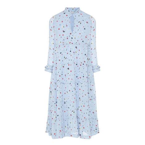 Dainty Georgette Dress, ${color}