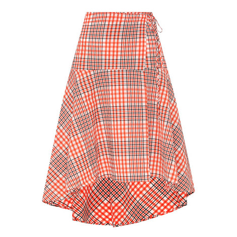 Charron Check Skirt, ${color}