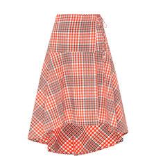 Charron Check Skirt