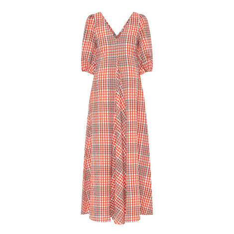 Charron Check Dress , ${color}