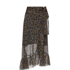 Tilden Mesh Long Skirt