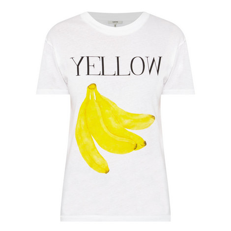 Harway Banana T-Shirt, ${color}