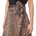 Tilden Leopard Print Skirt, ${color}