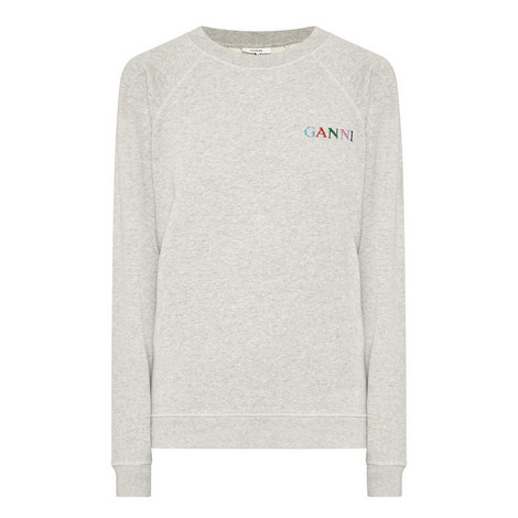 Lott Isoli Logo Sweatshirt, ${color}