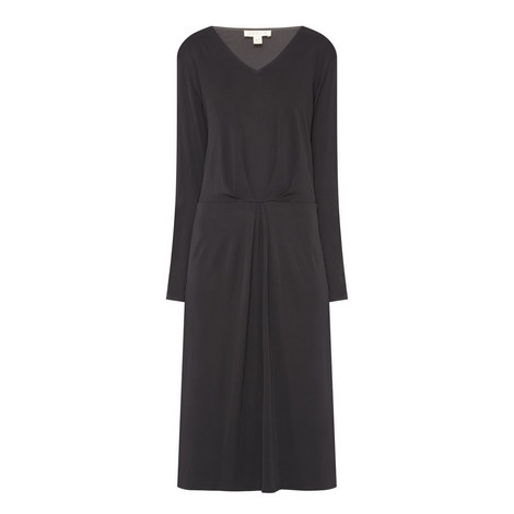 Long Sleeve Dress, ${color}