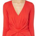 Three-Quarter-Sleeve Dress, ${color}